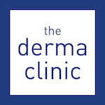 the derma clinic logo